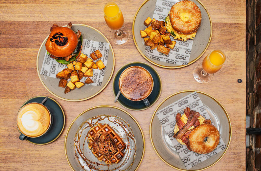 Win Bottomless Brunch with Friends at Three Wise Monkeys Ipswich!